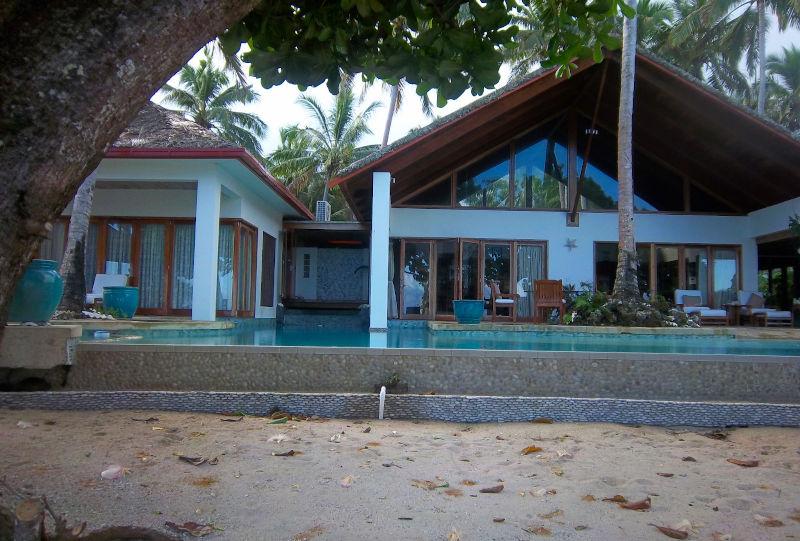Fitzgerald Residence, Maui Bay's gated estate, Fiji