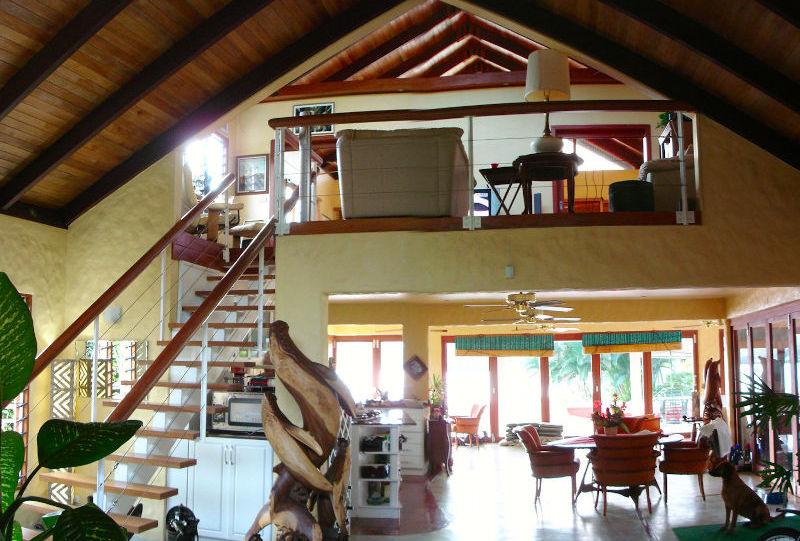 Lange Residence, Fiji