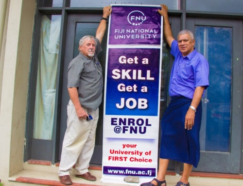 Construction Industry Council's office moved onto FNU's Derrick Campus at Samabula, Suva